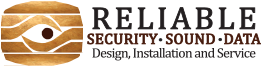 Reliable Security Sound & Data Logo