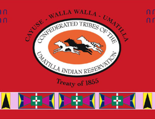 Umatilla Tribal Headquarters